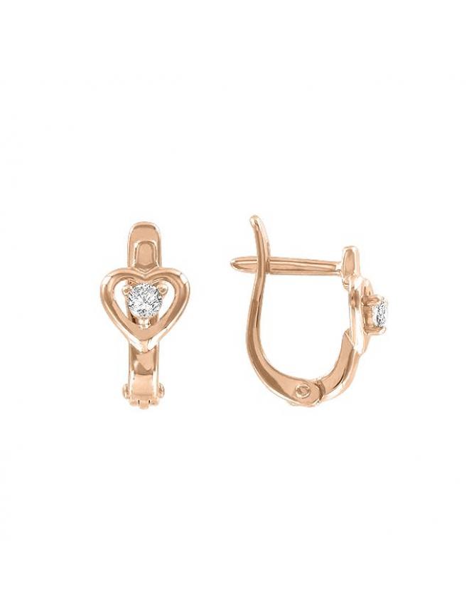 Gold Ohrhänger